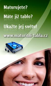 Banner Maturitnitabla.cz